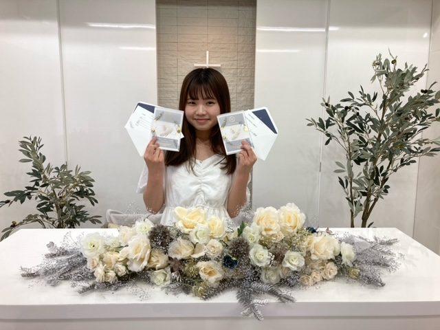 【ブライダルスペシャリスト学科】Wedding Reception2021のお知らせ~☆彡